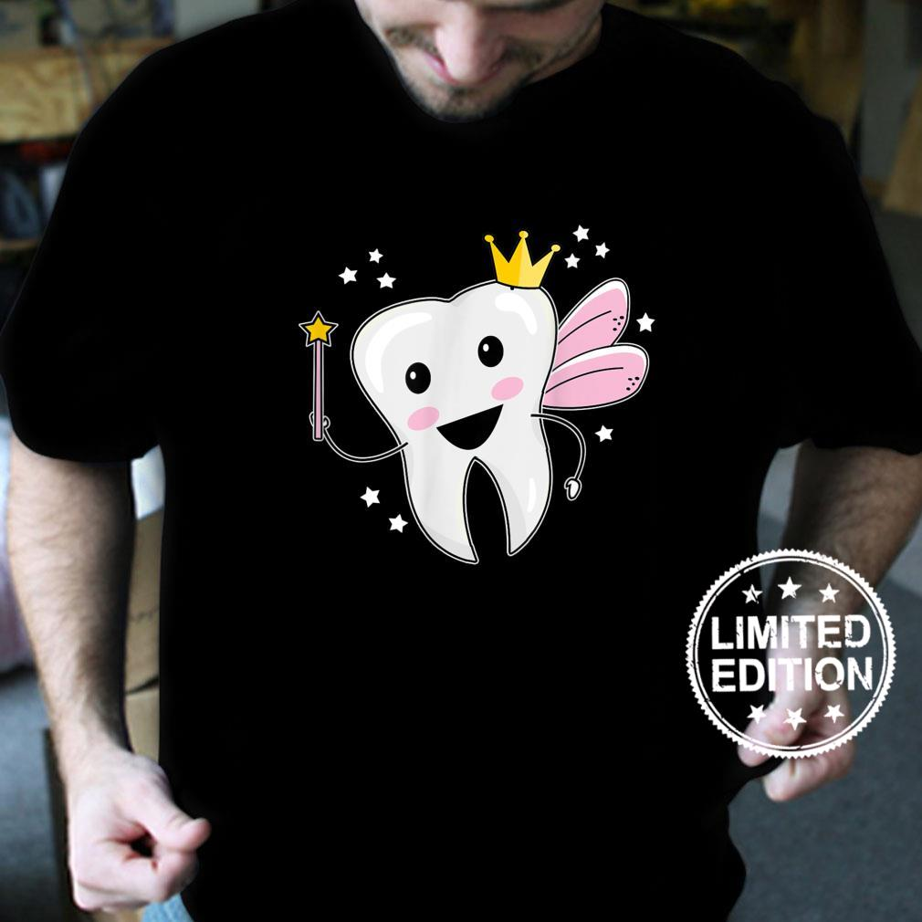 Fancy Dress Tooth Fairy Carnival Costume Fancy Dress Shirt