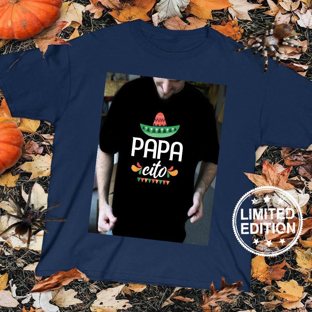 Papacito Serape Mexican Hat Cinco De Mayo Shirt sweater