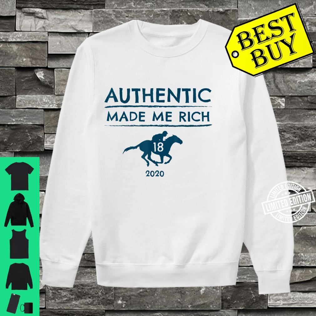 2020 Derby Race Winner Authentic Horse Racing Shirt sweater