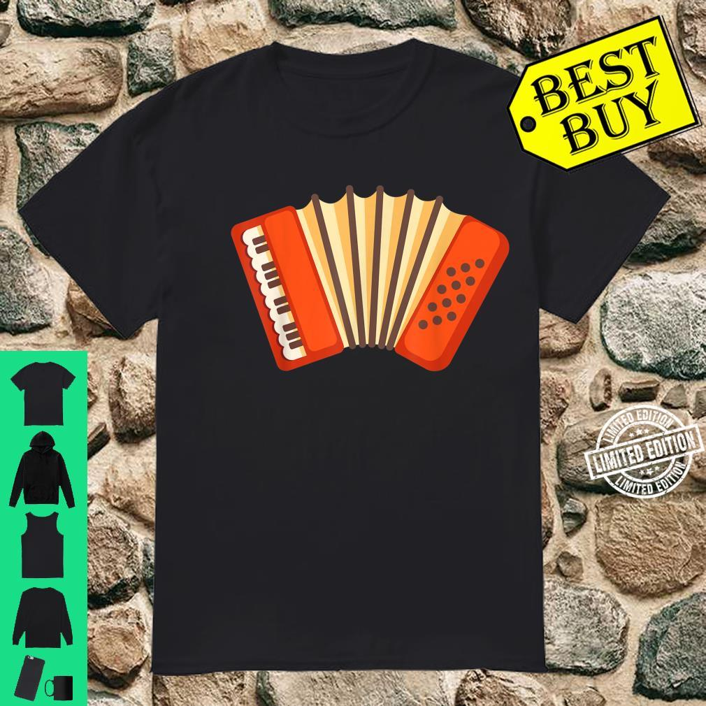 Accordion music Instrument for accordionist Shirt