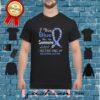 I Wear Blue For Someone Hydrocephalus Awareness Shirt