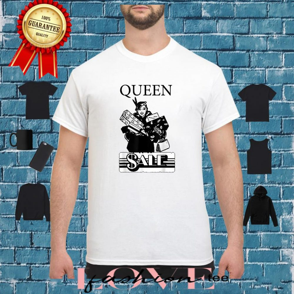 Shopping Queen Black Friday sale Shirt