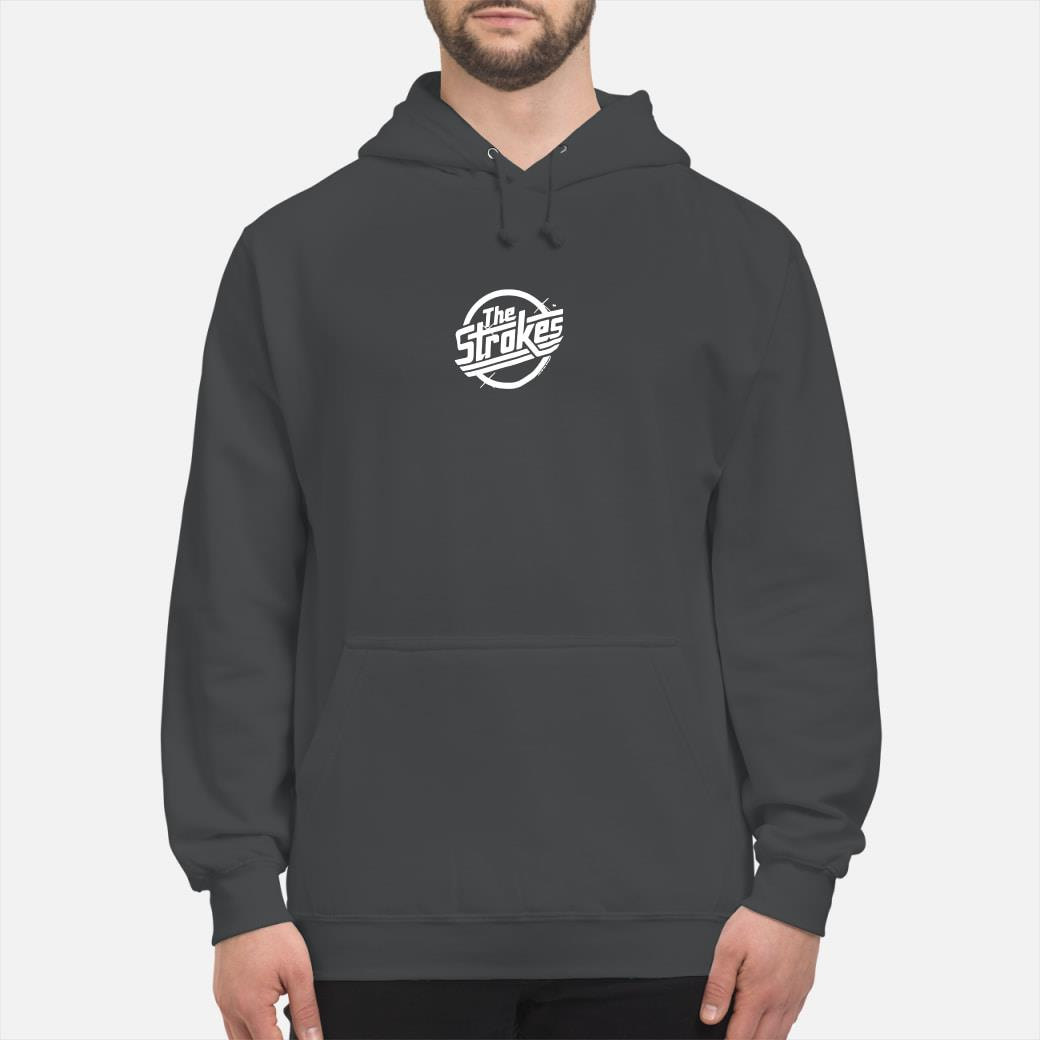 The strokes shirt hoodie