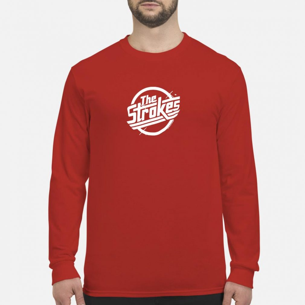 The strokes shirt long sleeved