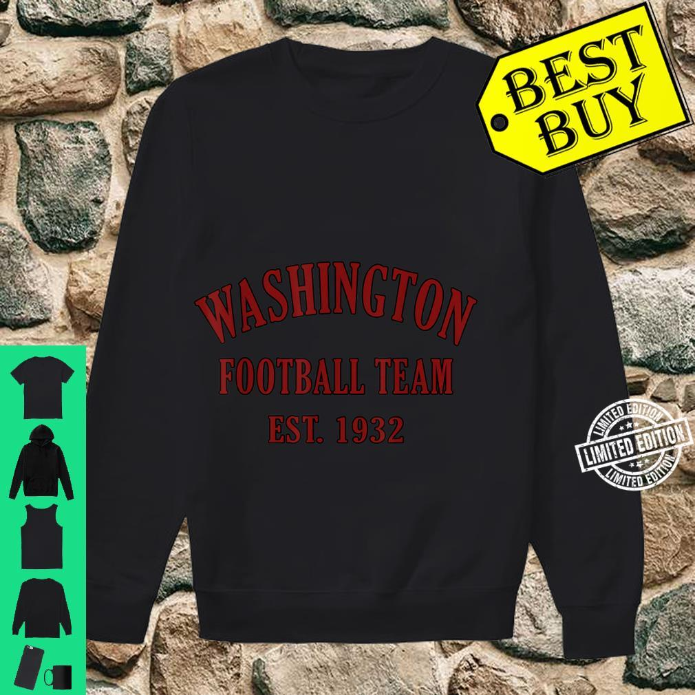 Vintage Washington Football DC Sports Novelty Shirt sweater