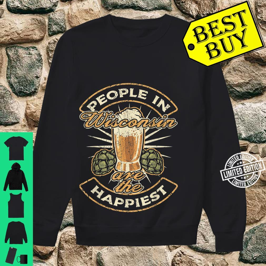 Wisconsin Brewery Craft Beer Drinking for Wisconsinite Shirt sweater